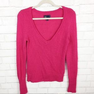 American Eagle Outfitters V-Neck Sweater. Size S/P